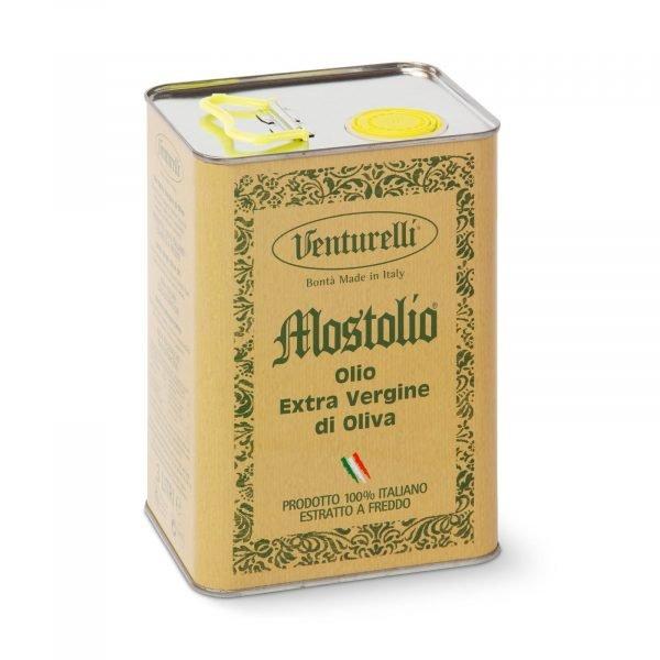 Olio extravergine italiano Mostolio