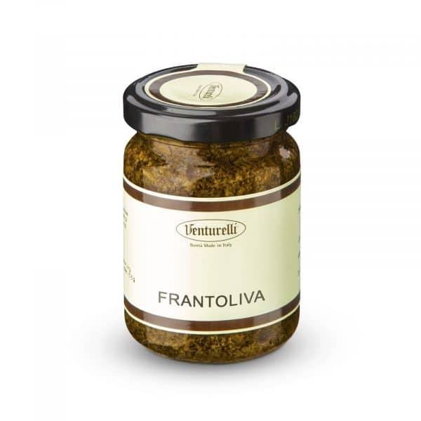Patè di olive nere Frantoliva