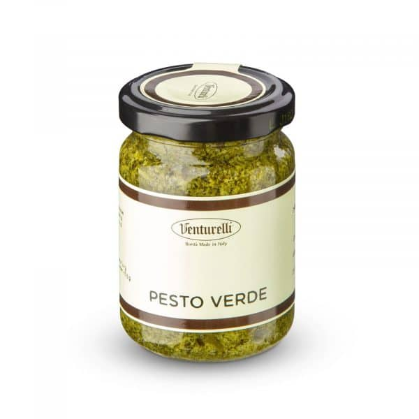 Pesto verde all'olio extra vergine di oliva