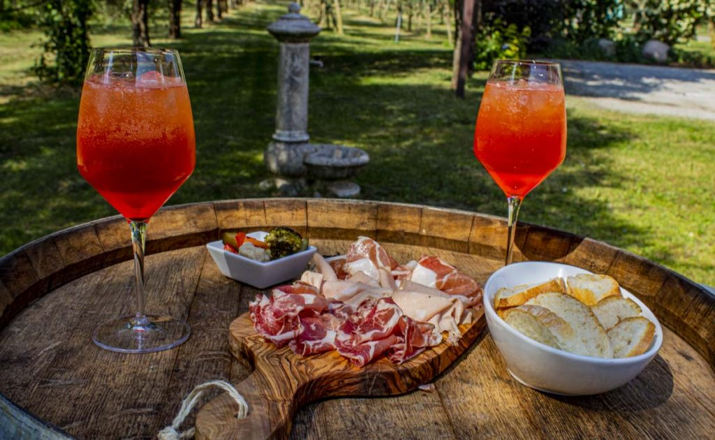 Venturelli-Italia - Restaurant Al Frantoio