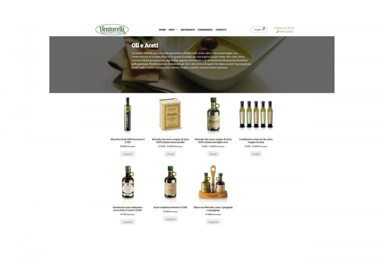 Olio extravergine di oliva vendita online
